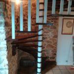 Rénovation escalier Vannes