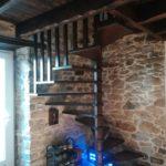 Rénovation escalier Noyal-Muzillac