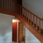 Rénovation Escalier Trinité Surzur - AVANT